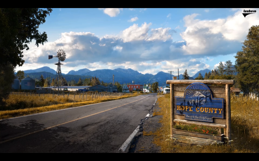 Far Cry 5 New Tab For Google Chrome Crafting Wallpapers Minecraft
