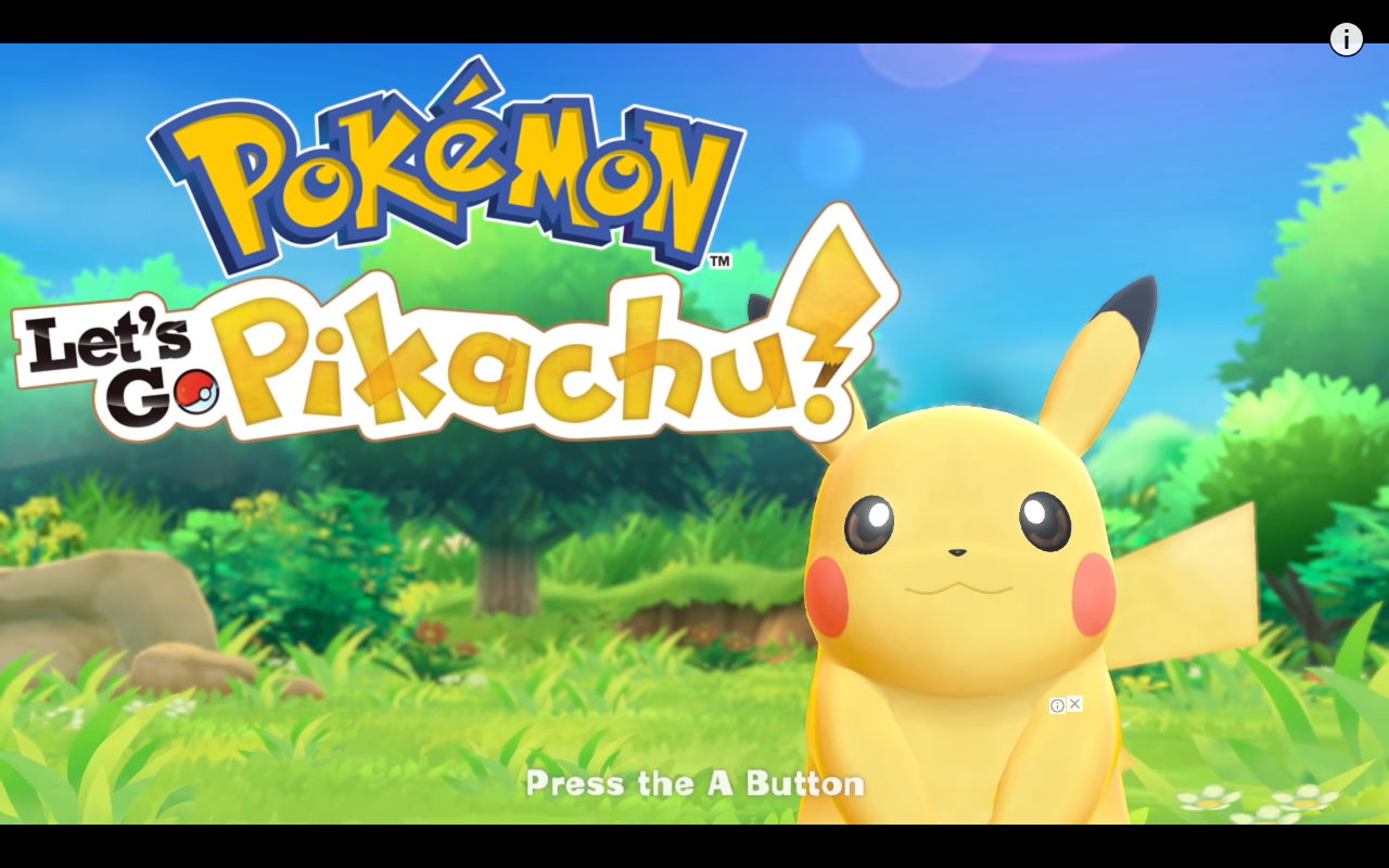 Pokemon Let S Go Pikachu For Google Chrome Crafting Wallpapers