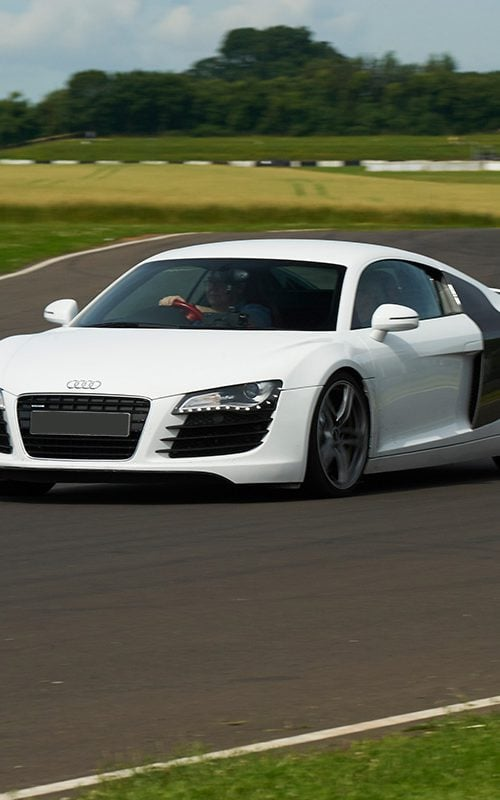 Audi R8 New Tab for Google Chrome