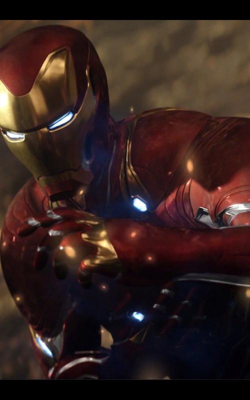 Iron- Man New Tab for Google Chrome
