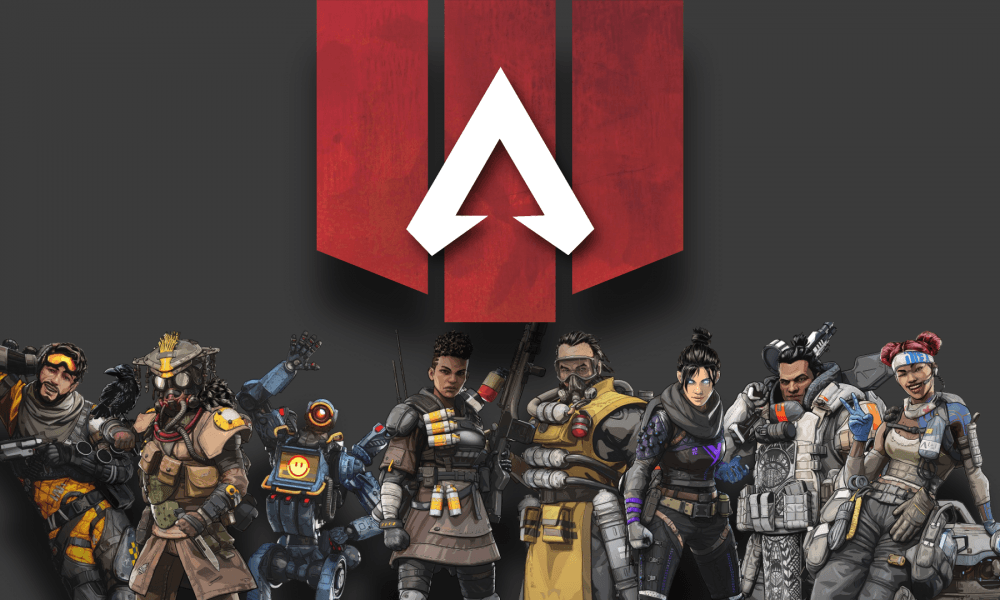 Apex Legends New Tab for Google Chrome