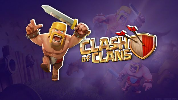 Clash Of Clans New Tab for Google Chrome