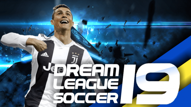 Dream League Soccer 2019 New Tab for Google Chrome