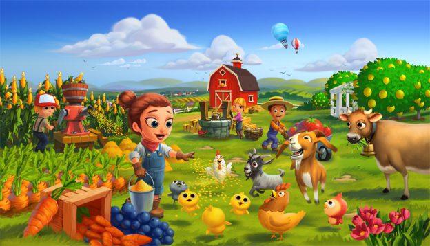 Farmville 2: Country Escape New Tab for Google Chrome