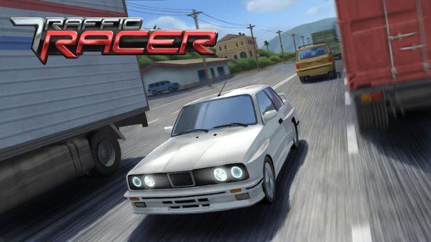 Traffic Racer New Tab for Google Chrome