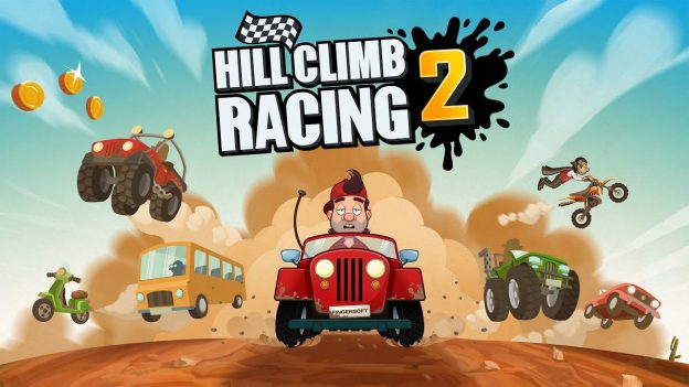 Hill Climb Racing 2 New Tab for Google Chrome